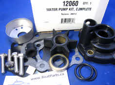 12060 Evinrude-Johnson water pump complete