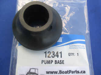 12341 Carrier assembly pump housing