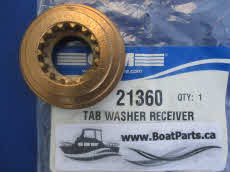 21360 Tab washer receiver