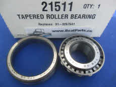 21511 Tapered roller bearing assembly