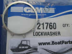 21760 Lock washer