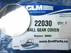 22030 Ball Gear Cover