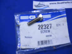 22327 Bolt for retainer