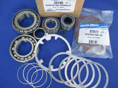 25130 Alpha 1 Gen 2 Gearcase seal bearing kit