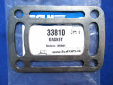 33810 Center rise elbow gasket
