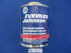 508235 OMC Johnson sealing compound