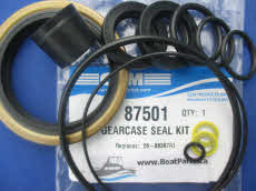 87501 Gearcase seal kit