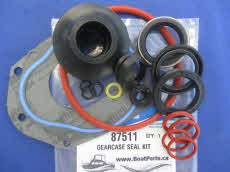 87511 Alpha 1 Gen 2 Gearcase seal kit