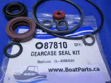 87810 seal kit 18 and 25 hp