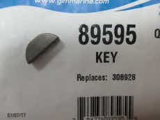 89595 Water Pump Key