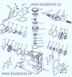 OMC Co outdrive parts drawings *Sterndrive tools Omc Hydraulic Schematics Diagrams on evinrude 40 hp outboard diagrams, omc parts, 1987 dodge caravan wire diagrams, omc sterndrive diagram, wiring diagrams, omc motor diagrams, evinrude motor diagrams, omc engine diagrams,