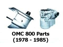 OMC Outdrive Parts