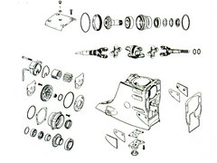OMC Cobra outdrive parts drawings *Sterndrive tools