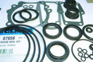 87656 OMC outdrive lower unit seal kit